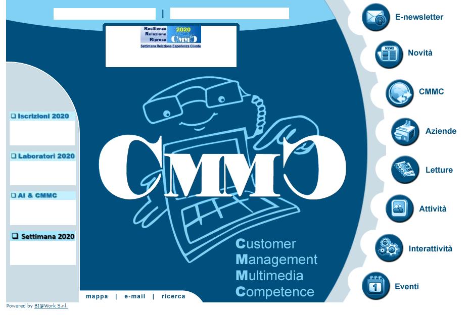Settimana Relazione Esperienza Cliente del Club CMMC