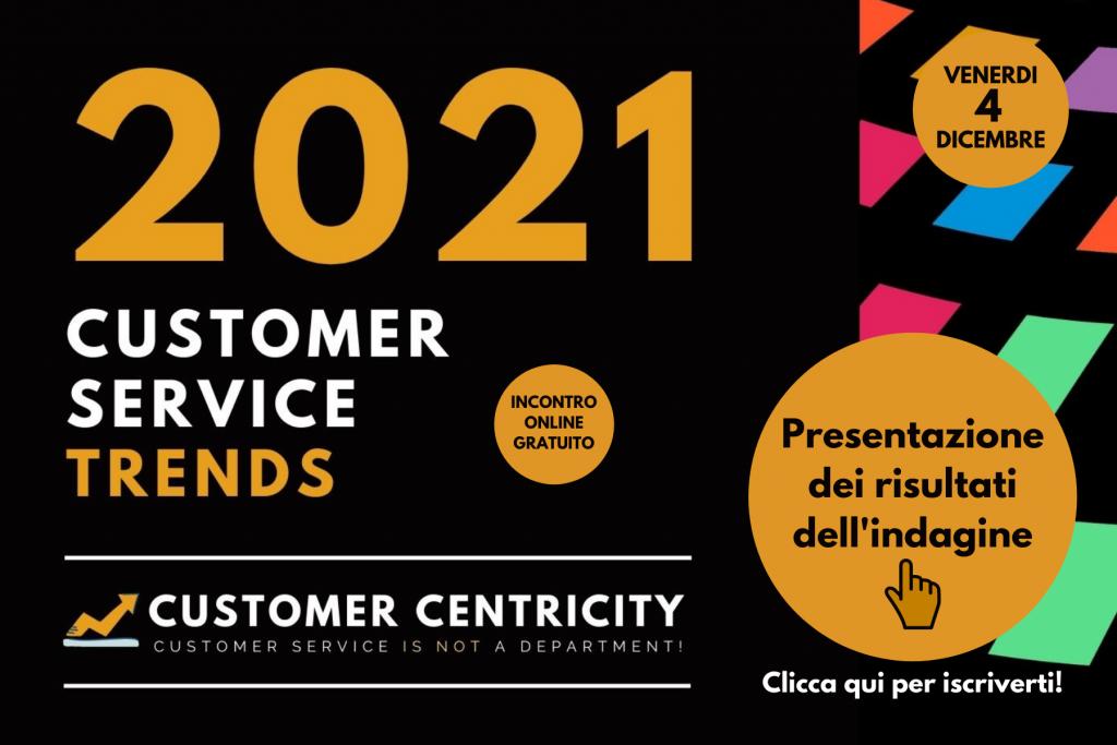 2021 Customer Service Trends